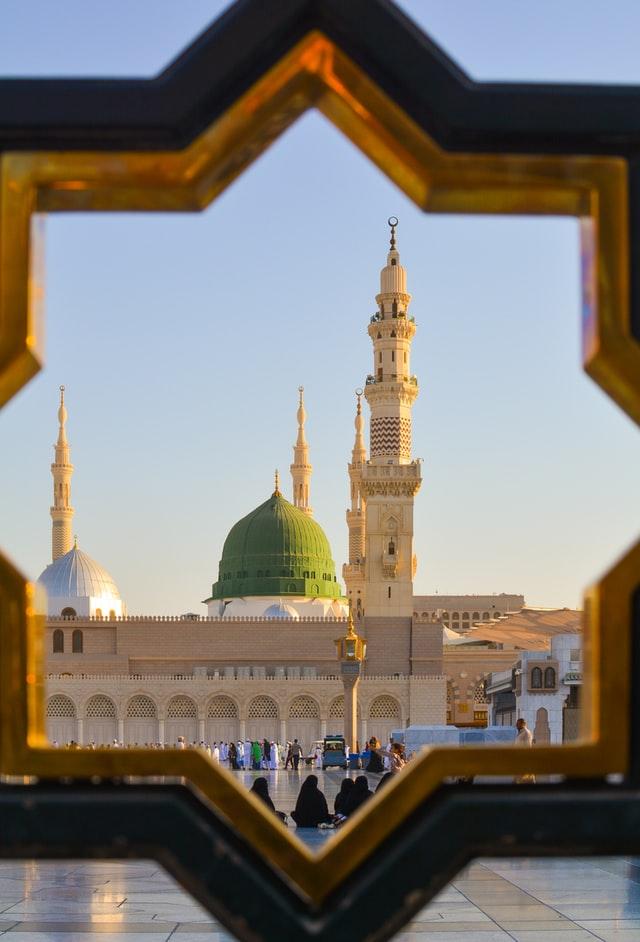 mosque of the prophet